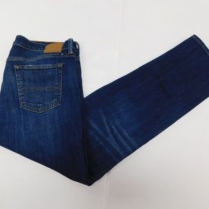 Lucky Brand 10 Blue Denim Jeans Sweet Straight Cot
